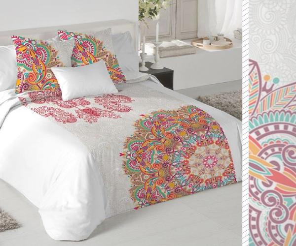 Dar am na estilo en la ropa de hogar - Textil dormitorio ...