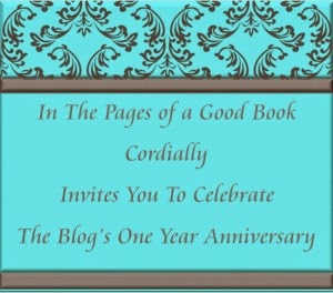 In The Pages of a Good Book Blog Hop