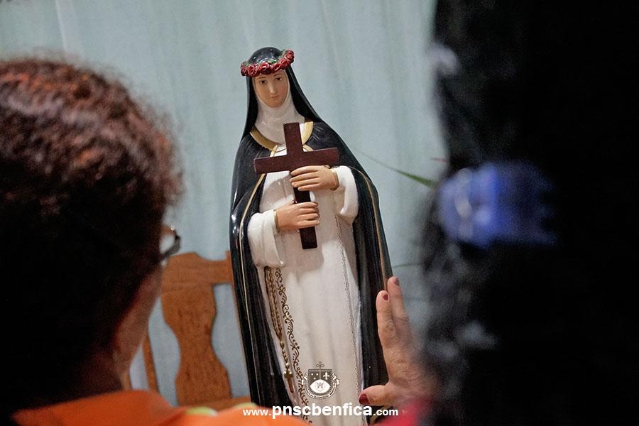 paróquia santa rosa de lima benevides