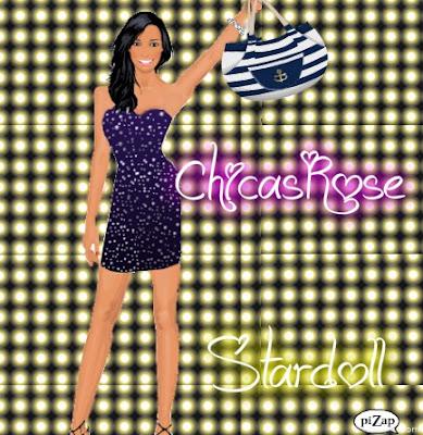 Chicas Rose - Stardoll