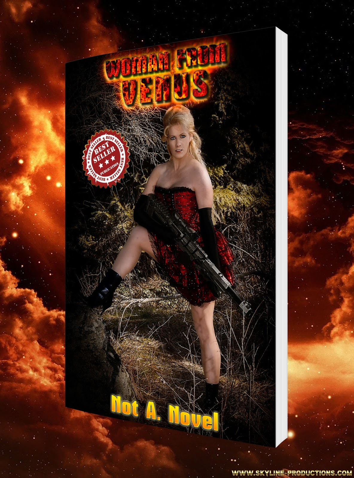 Book Cover Photography Locations : Skyline productions woman from venus book cover mock up