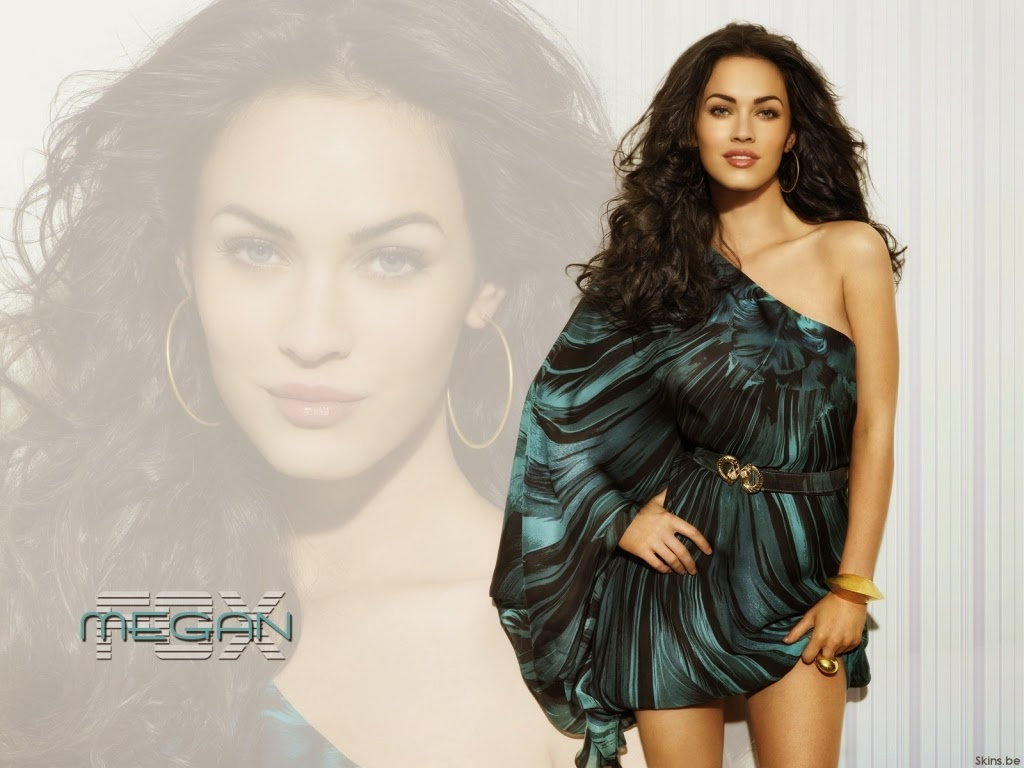 fun pak maza: hollywood actress megan fox hot hd wallpapers