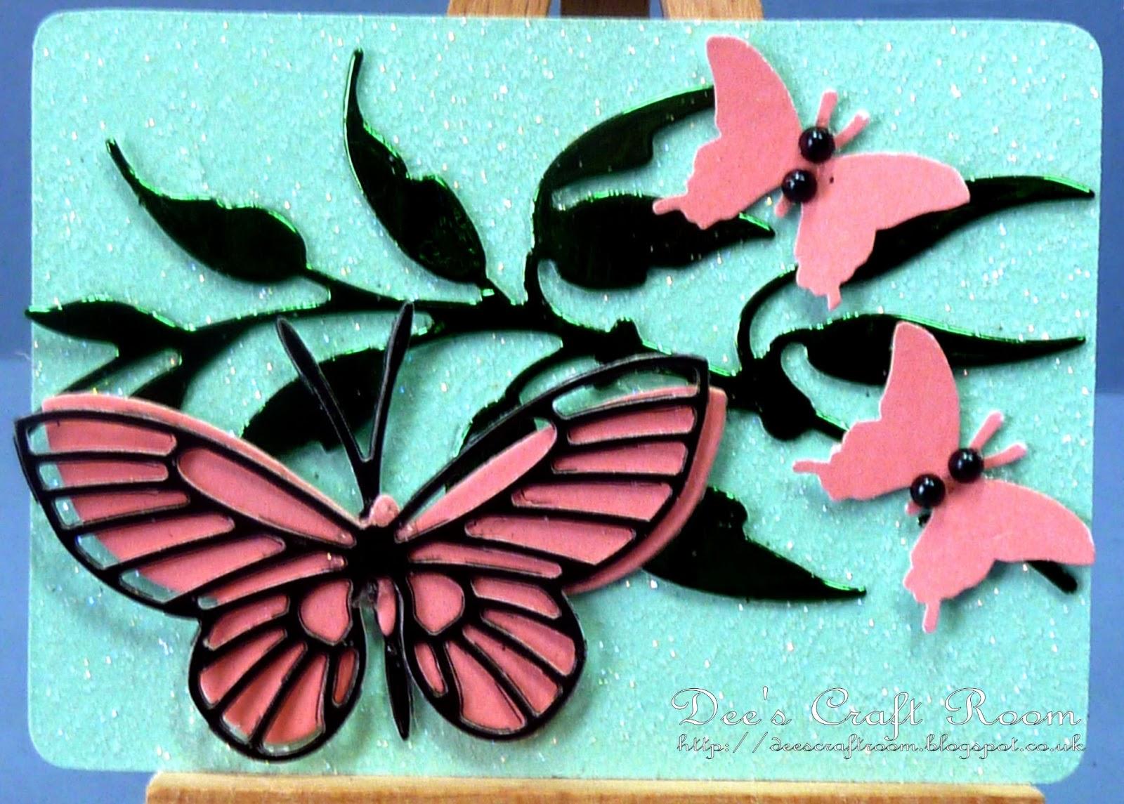 Pretty Pink Butterfly 1600 x 1145
