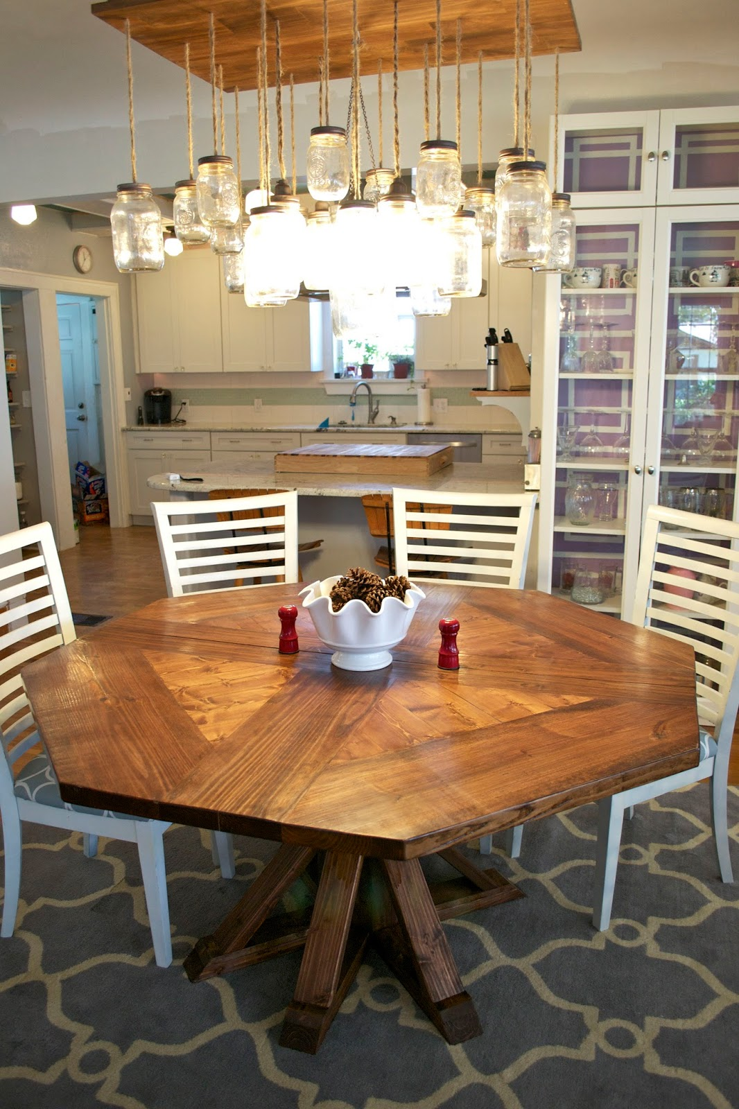Epic Restoration Hardware DIY Dining Table