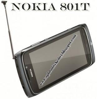 Spesifikasi Nokia 801T