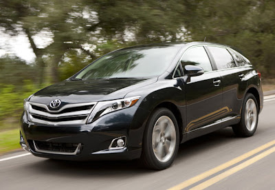 Mobil Toyota Terbaru 2013