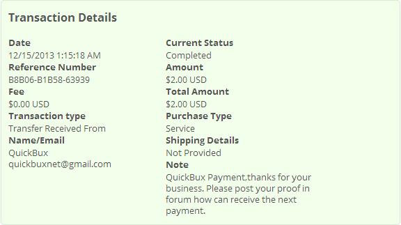 الشرك الجديدquickbuxبربح يومي 0.35بدون رفرل إتبات quickbux-payment.png