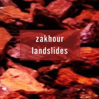 Zakhour - Landslides EP