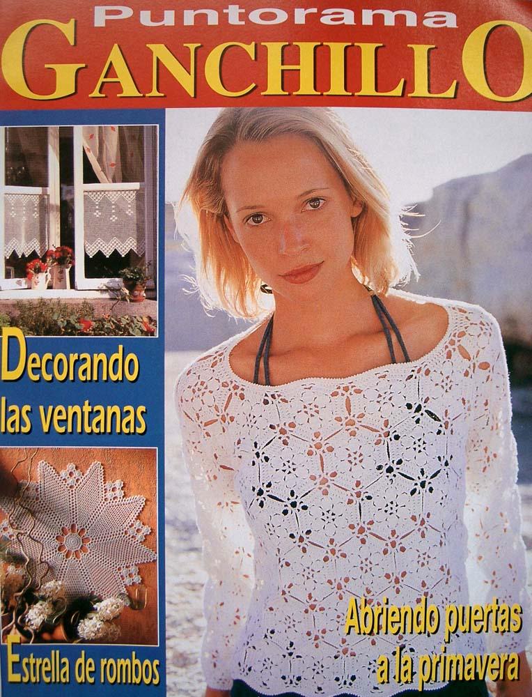 REVISTAS DE CROCHET GRATIS: Puntorama Ganchillo