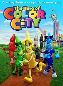 pelicula The Hero of Color City (2014)