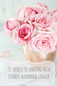 5 SECRETS to keeping cut flowers fresh