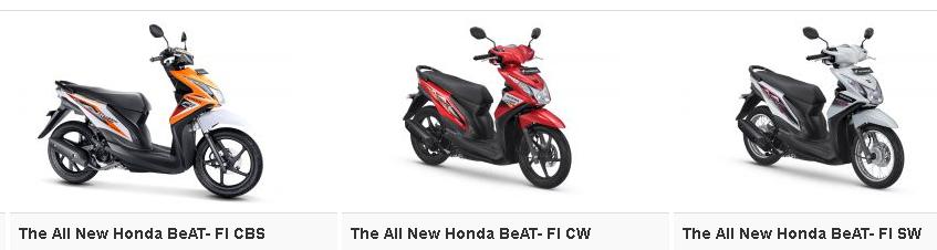Gambar Motor Matic Honda Beat Cw Modifikasi Terbaru Samiran Itu Indah