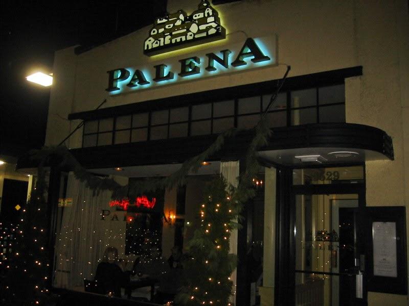 Palena restaurant