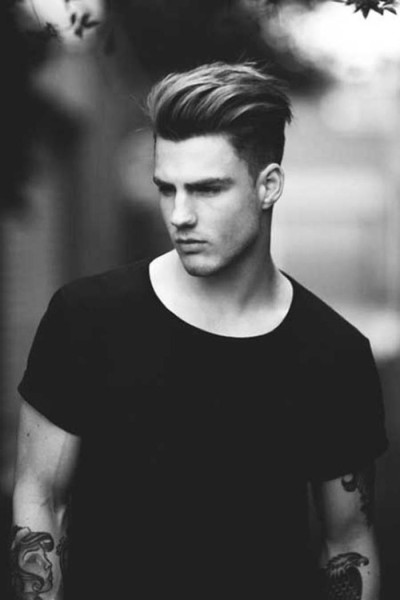 Best Modern Pompadour Hairstyle Men