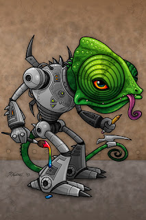 Chameleon iPhone Wallpapers