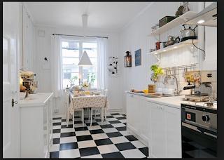 Rumah Minimalis Dapur Yang Indah