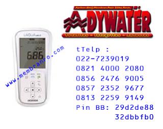 HORIBA: PORTABLE pH METER D-71 | 081322 599149 | JUAL ORP METER