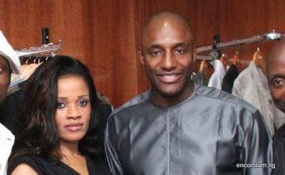 Dele adebola wife sexual dysfunction