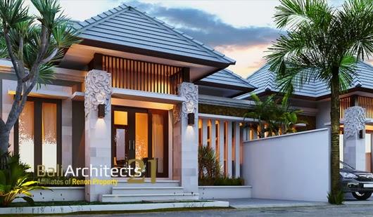 contoh desain rumah minimalis sederhana desain gambar