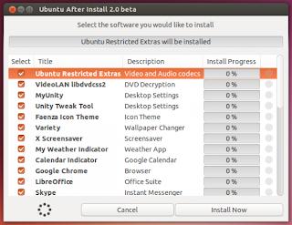 Configura Ubuntu 13.10 en 2 minutos, instalar programas en ubuntu 13.10, programas faciles ubuntu
