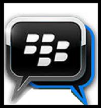 BBM Mod Tema Black V.2.7.0.23 Apk