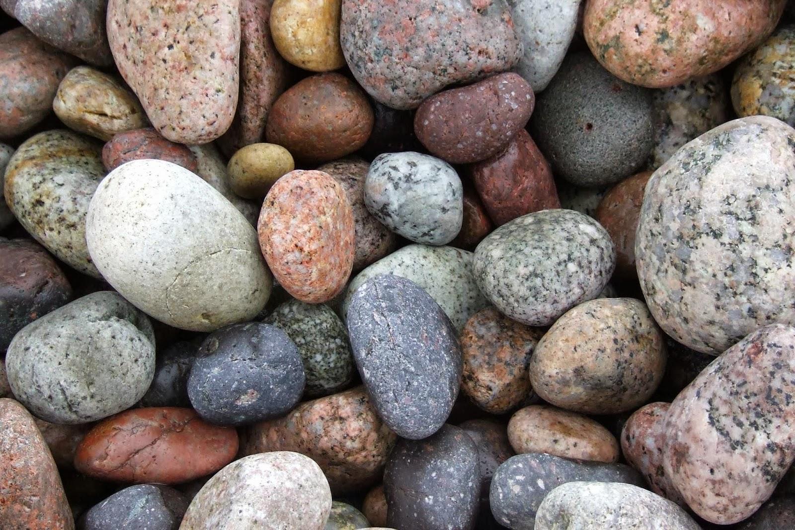 Энергетика натуральных камней