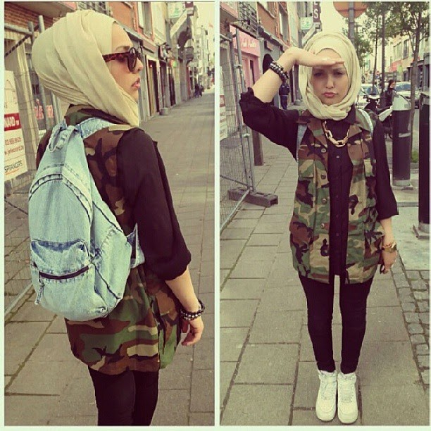 Hijab Swag 2014