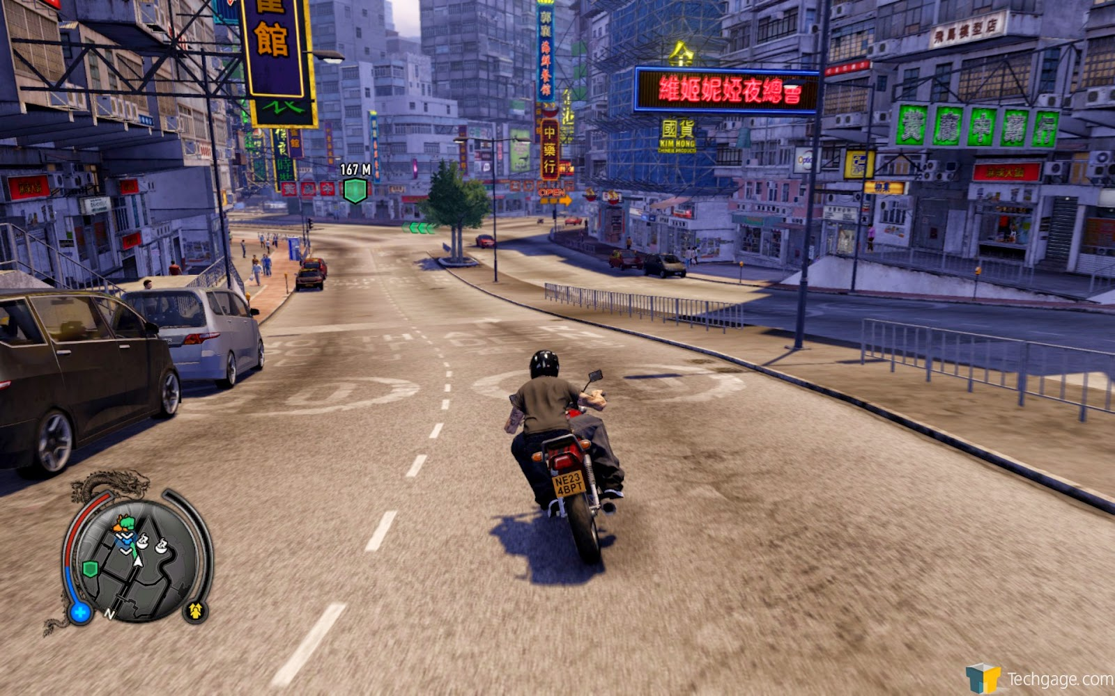 Sleeping Dogs PC game crack Download