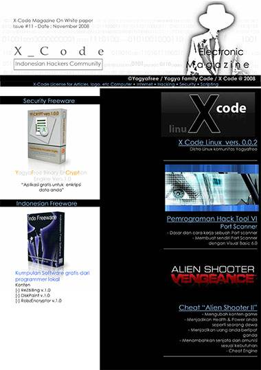 X Code Magazine Issue 11