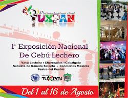 EXPOSICIÓN NACIONAL DE CEBÚ