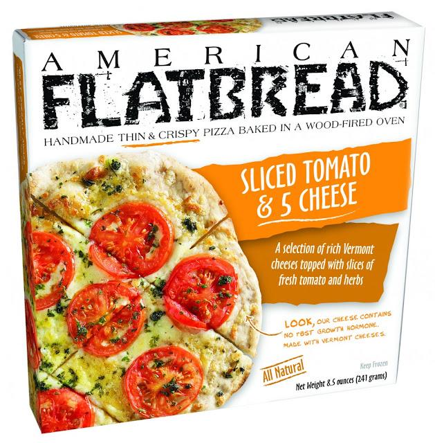 American Flatbread 5 Cheese w Tomato