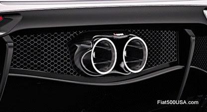 Alfa Romeo 4C Akrapovič Exhaust System