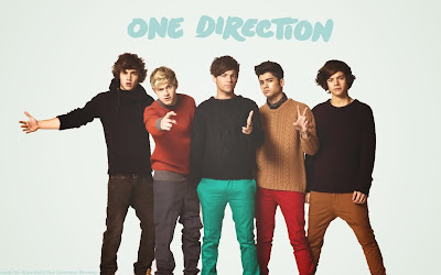 one direction wallpapers HD 2012