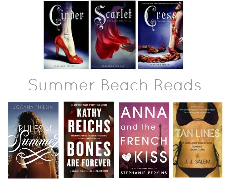 summer beach reads 2014