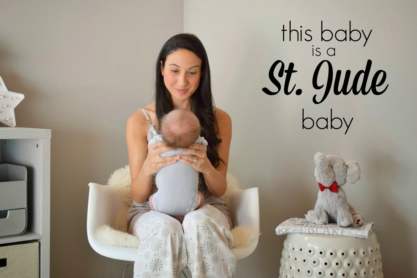 St Jude Thanks and Giving, St, Jude Baby, St Jude blogger, #ThanksandGiving,