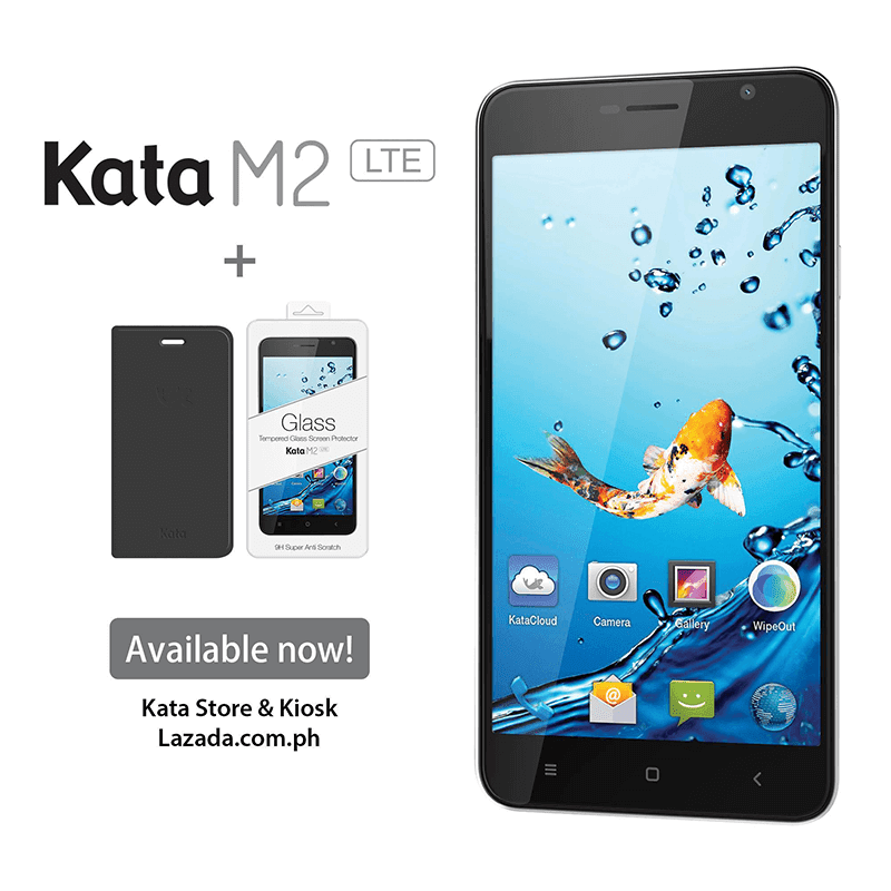 Kata M2L now more affordable at 6999 Pesos