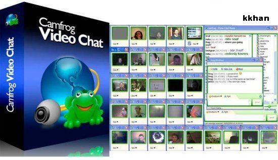 Camfrog Video Chat PRO 5.5 236+Serial