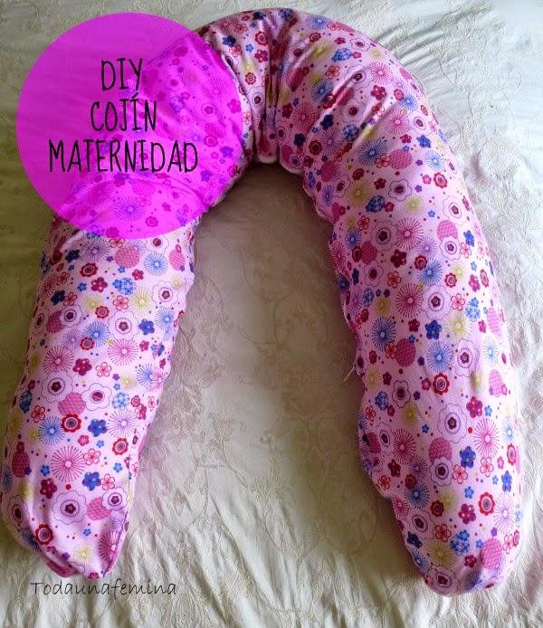 cojin maternidad