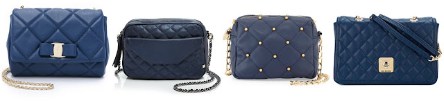 One of these quilted crossbody bags is from Neiman Marcus on sale for $56 and the other three are from designers for hundreds of dollars. Can you guess which one is the more affordable bag? Click the links below to see if you are correct!