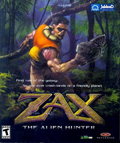 ZAX Game