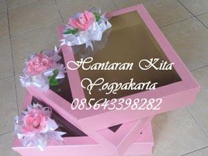 Kotak Hantaran Pernikahan