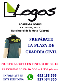 GUARDIA CIVIL  2015