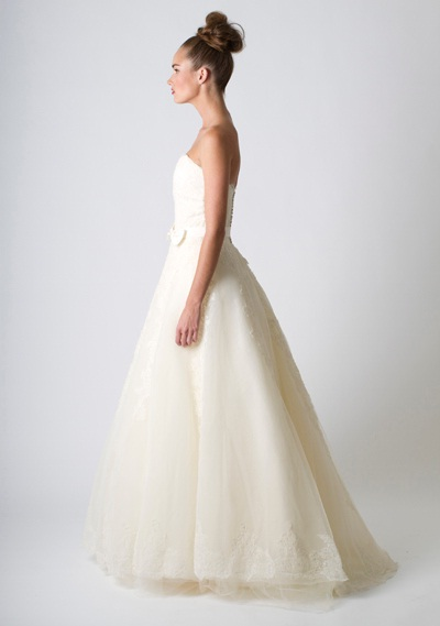 Sareh Nouri Fall 2013 Bridal Collection