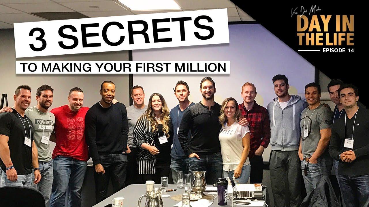 Secrets Of Self-Made Millionaires Revealed!