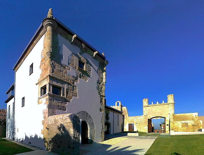 Palacio Riva Herrera o de Pronillo en Santander