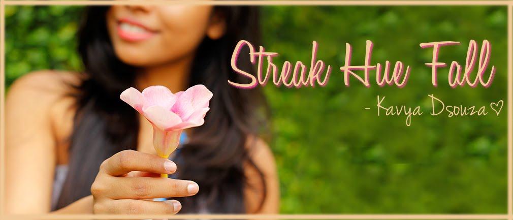 Streak Hue Fall
