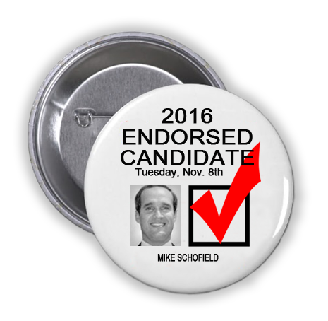 RACE FOR STATE REPRESENTATIVE, DISTRICT 132 -- Mike Schofield