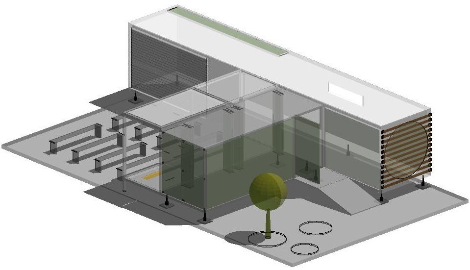 Casa contenedor maritimo precio latest va with casa - Precio casa container ...