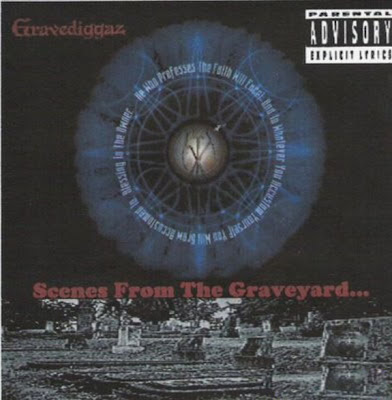 Gravediggaz ‎– Scenes From The Graveyard… (CD) (1998) (VBR)