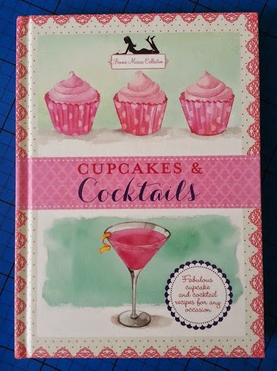 Cupcakes and cocktails recipe book review Parragon